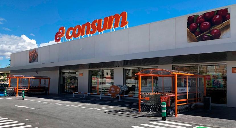 Consum abre un nuevo supermercado en Castellón