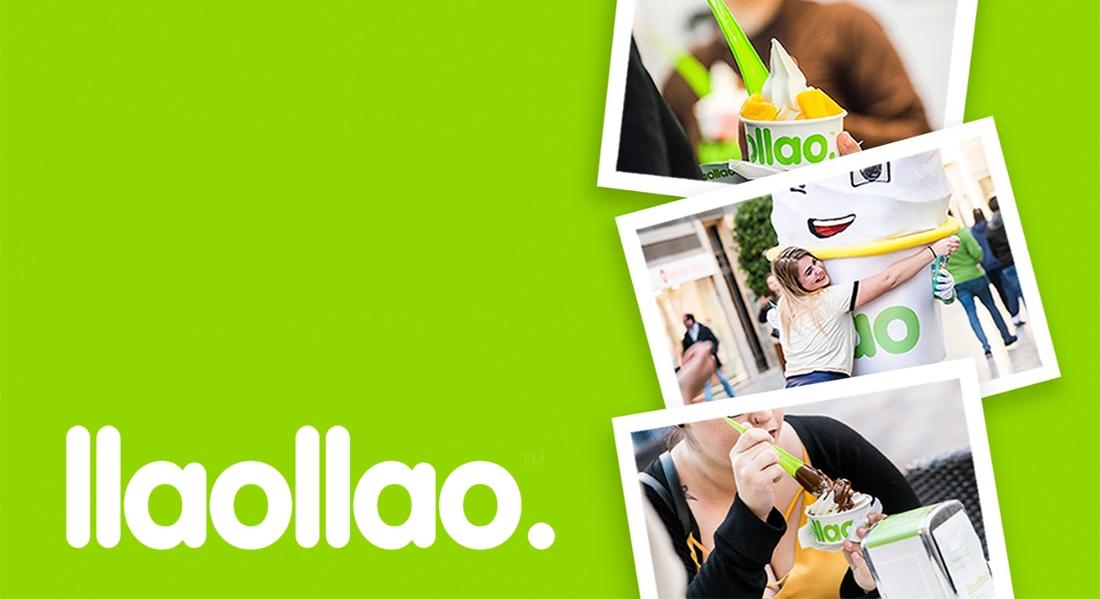 La franquicia Llaollao abre cuatro nuevos locales en España
