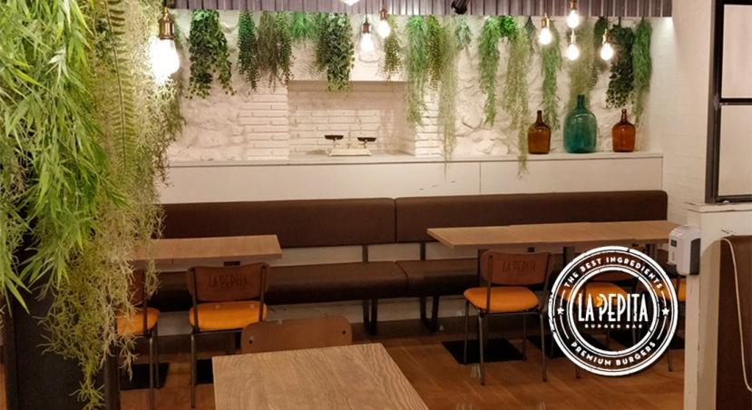 La Pepita Burger Bar llega a Burgos