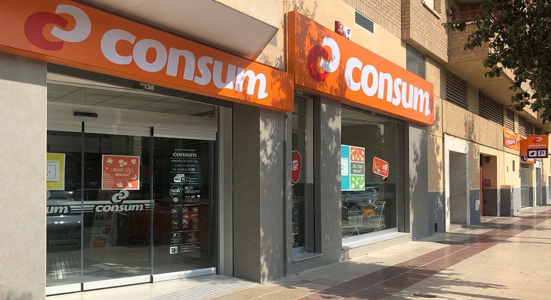 Consum alcanza las 300 franquicias de su marca 'Charter'