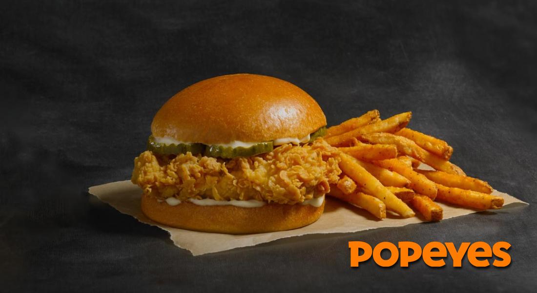 Popeyes abre tres nuevos restaurantes en Valencia