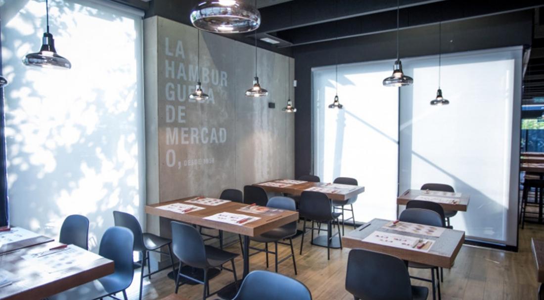 Hamburguesa Nostra estrena nuevo restaurante en Madrid